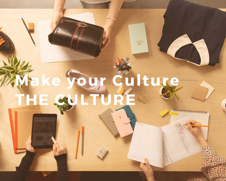 Make your Culture THE CULTURE